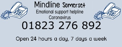 Citizens Advice Taunton - Mindline Somerset